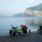 La bici al Lago di Garda