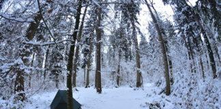 Tenda nella neve in inverno: quando la temperatura scende, la condensa può essere davvero un problema.